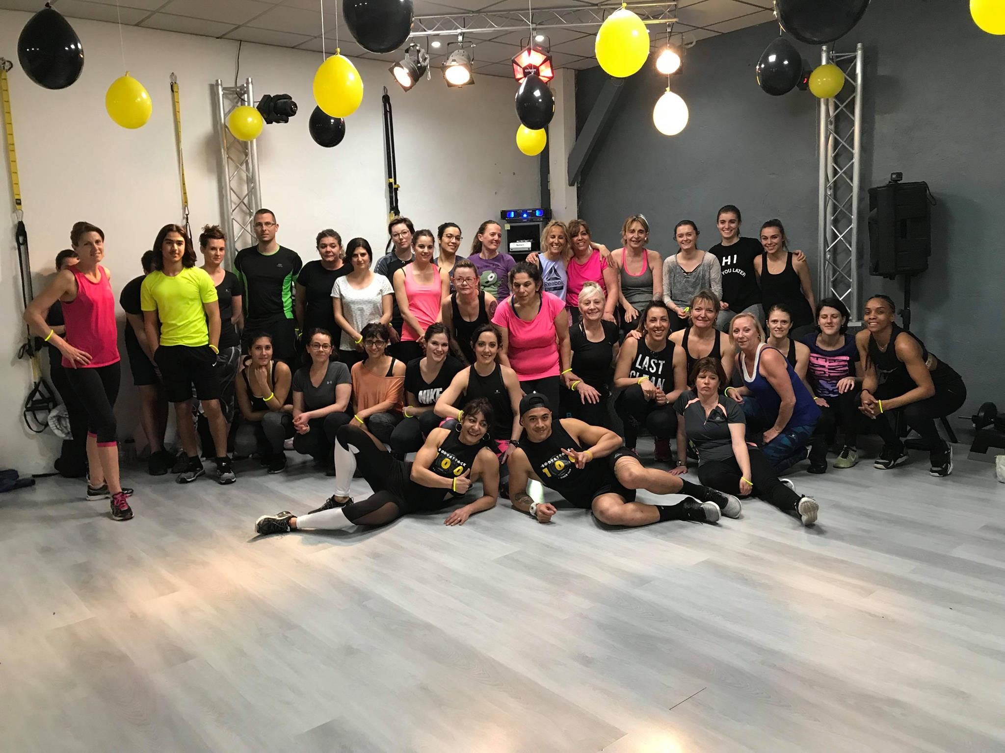Marseille Fitness Lifeclub