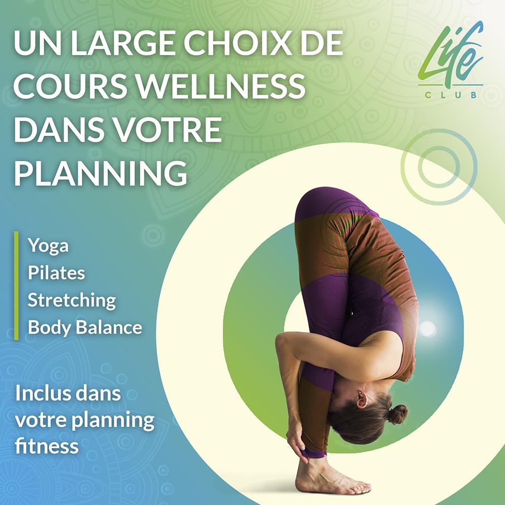 Cours de yoga et pilates à Marseille